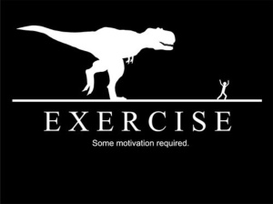 T-rex Exercise