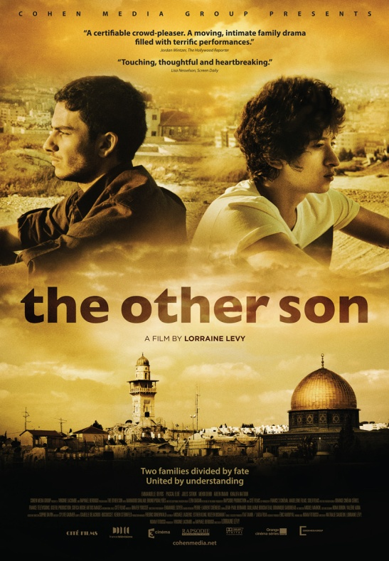 the other son movie poster