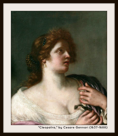 Cesare_Gennari_Cleopatra