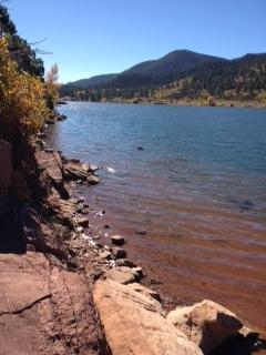 Monument Lake