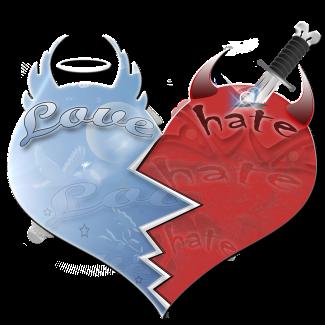 love-hate-public-domain