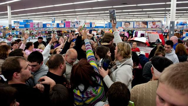 Gambar Terkait Untuk Black Friday Shopping Public Domain